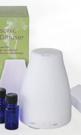 Aromatherapy Ultrasonic Mist Diffuser